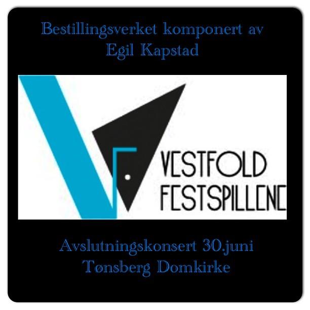 Egil Kapstad Choir Orchestra Syner